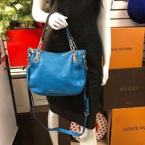 MICHAEL KORS Blue Handbag-Crossbody #10026